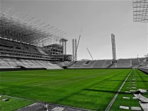 The Arena Corinthians hosts the opening match